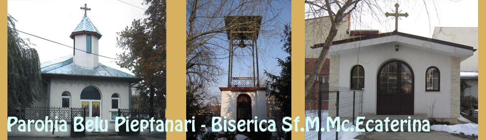 Parohia Belu Pieptanari - Biserica Sfanta Ecaterina